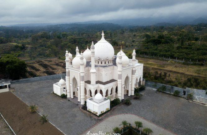 Aerial Masjid Salman Al Farisi