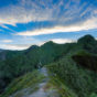 Sunrise di Gunung Kelud