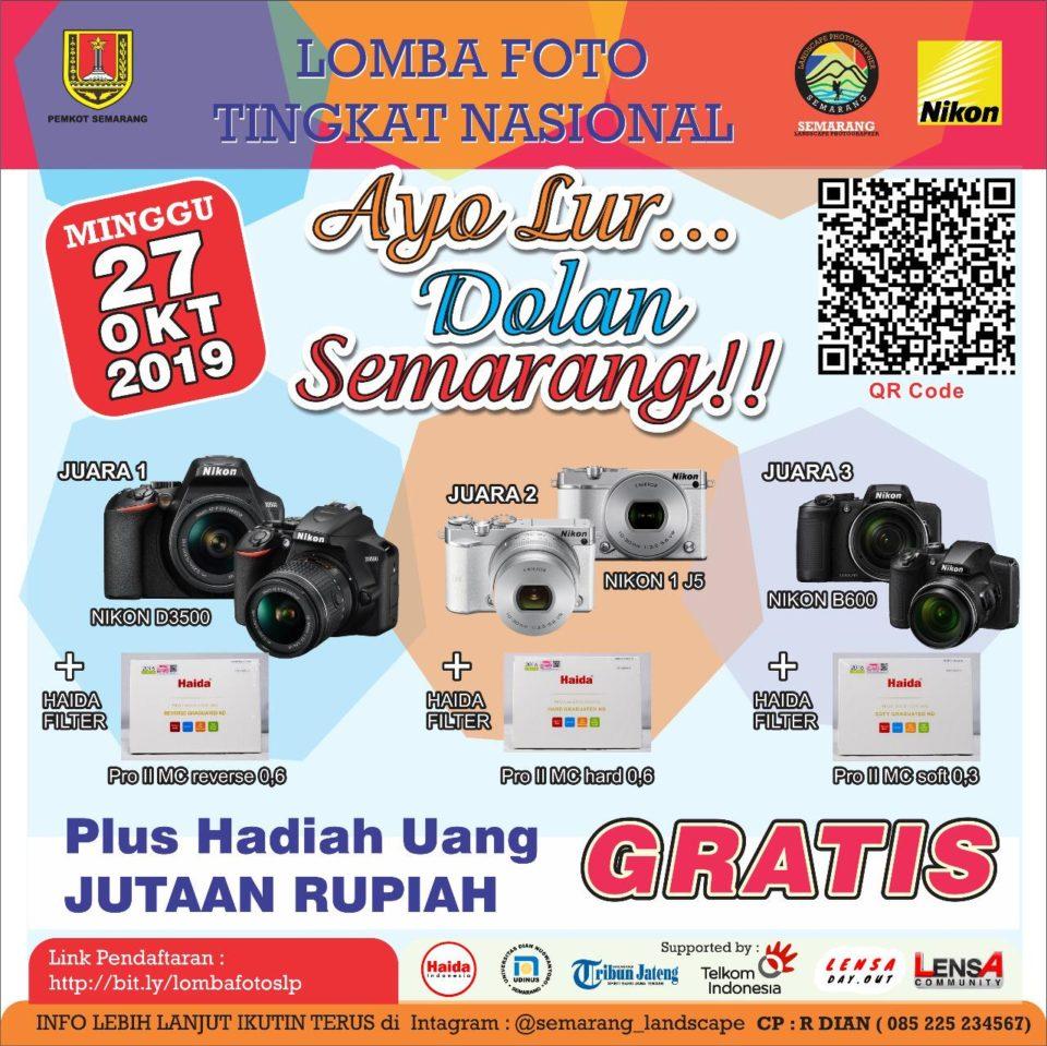 Lomba Foto Semarang Landscaper