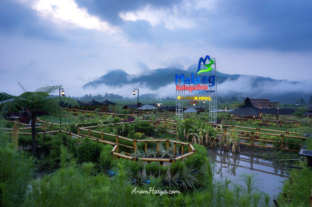 Cafe Sawah - Pujon Kidul (Malang)