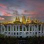 Sunset Prambanan