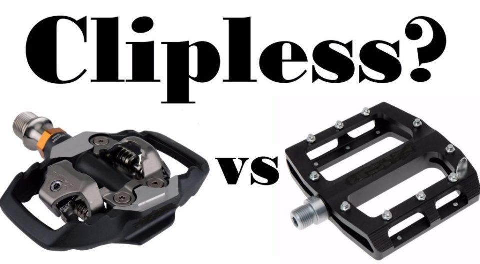 flat vs cleat pedal