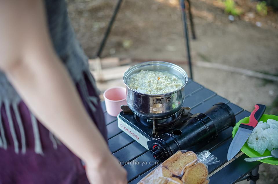 masak di alam